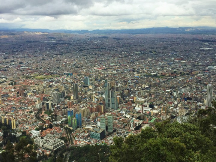 Bogota, Colombia: Where to Play