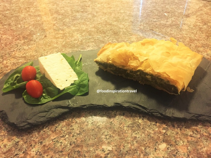 Recipe: Spinach & Feta Pie