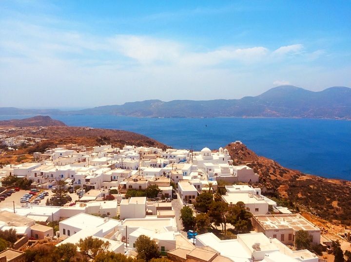Our Favorite Island in the Cyclades: Milos,Greece